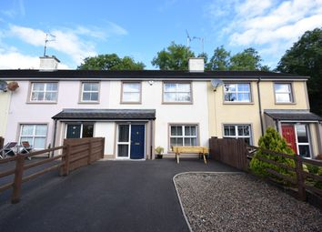 Thumbnail 3 bed town house for sale in Raceview Court, Enniskillen