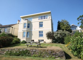 Thumbnail 2 bed flat to rent in Stratton Terrace, Falmouth