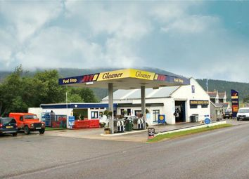 Thumbnail Commercial property for sale in Braemar Service Station, Braemar, Aberdeenshire, Scotland