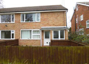 Thumbnail 2 bed flat to rent in Hillfield Road, Comberton, Cambridge