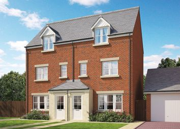 Thumbnail 3 bedroom semi-detached house for sale in Stainsby Hall Park, Middlesbrough