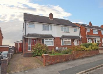 Thumbnail 3 bed semi-detached house for sale in Elm Grove, Bromsgrove