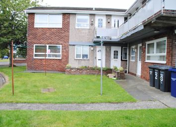 Thumbnail 1 bed flat for sale in Burn Terrace, Hebburn
