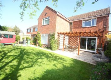Thumbnail 4 bed detached house for sale in Bradley Close, Longlevens, Gloucester
