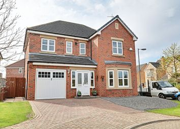 Thumbnail 4 bedroom detached house for sale in Budworth Park, Kingswood, Hull
