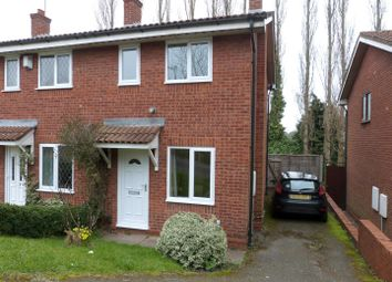 Thumbnail 2 bed property to rent in Raddlebarn Farm Drive, Selly Oak, Birmingham
