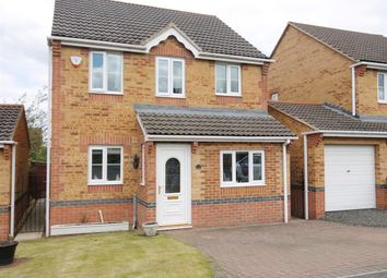 Thumbnail 3 bed detached house for sale in Primrose Drive, Shildon