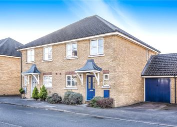 Thumbnail 3 bed semi-detached house for sale in Waterloo Road, Uxbridge, Middlesex