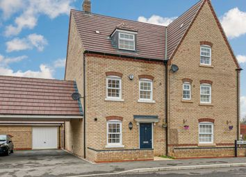 Thumbnail 4 bed semi-detached house for sale in Baker Drive, Kempston, Bedford