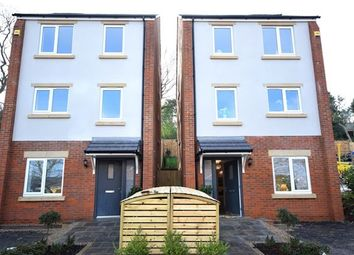 Thumbnail 4 bedroom town house for sale in Robert Tressell Close, Hastings, East Sussex