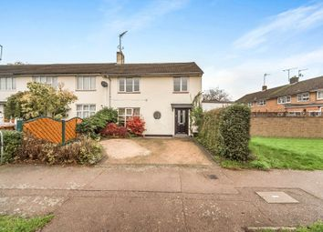 Thumbnail 3 bed end terrace house for sale in Howlands, Welwyn Garden City