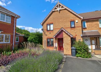 Thumbnail 1 bed end terrace house for sale in Edward Fisher Drive, Tipton