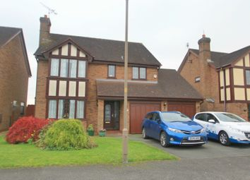 Thumbnail 4 bed detached house to rent in 29 Pritchard Drive, Davenham, Northwich, Cheshire