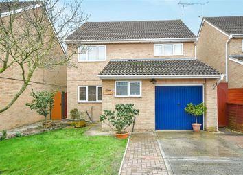 Thumbnail 4 bed detached house for sale in Griffiths Close, Swindon