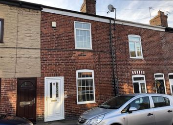 Thumbnail 2 bed terraced house to rent in Stanley Street, Featherstone, Pontefract