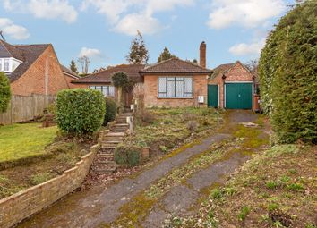 Thumbnail 3 bed detached bungalow for sale in Presdales Drive, Ware
