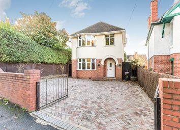 Thumbnail 3 bed detached house for sale in London Road, Worcester