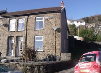 Thumbnail 3 bed end terrace house to rent in Thomas Street, Tonypandy, Rct.