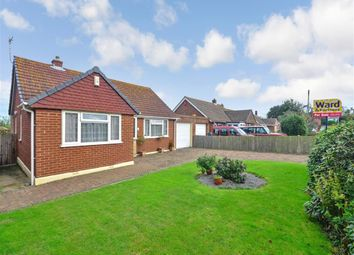Thumbnail 2 bed bungalow for sale in Paddock Close, Sholden, Deal, Kent