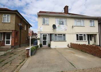 Thumbnail 6 bed semi-detached house for sale in Kingshill Avenue, Northolt
