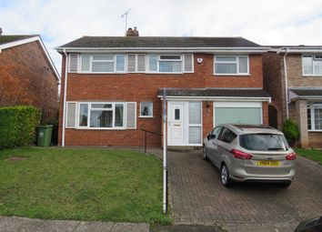 Thumbnail 4 bed detached house for sale in Calgary Drive, Worcester
