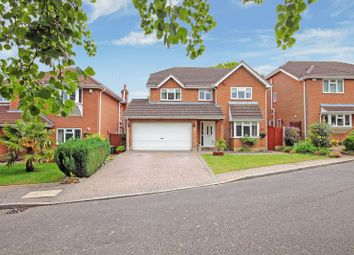 4 bed detached house for sale in The Waterfalls, Langdon Hills, Basildon SS16