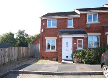 Thumbnail 2 bed end terrace house for sale in Lavender Road, Exwick, Exeter