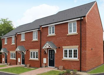 Thumbnail 3 bedroom mews house for sale in Stanton Road, Sapcote, Leicester
