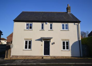 Thumbnail 4 bedroom detached house for sale in Oak Road, Charlton Down, Dorchester