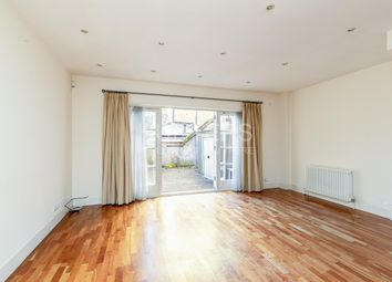 Thumbnail 3 bedroom town house to rent in Greencroft Gardens, South Hampstead, London