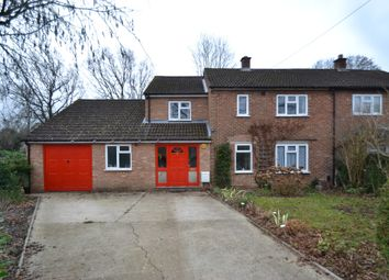 Thumbnail 5 bed semi-detached house for sale in Latimer Close, Little Chalfont, Amersham