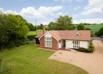 Thumbnail 3 bed detached bungalow for sale in The Street, Poslingford, Sudbury