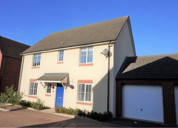 Thumbnail 4 bed detached house for sale in Broughton Gate, Milton Keynes