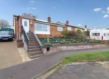 Thumbnail 2 bed semi-detached bungalow for sale in Queensdale Close, Ipswich