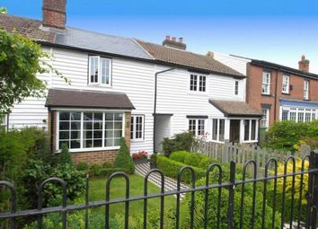 Thumbnail 2 bed terraced house for sale in Hartslands Road, Sevenoaks