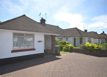 Thumbnail 4 bed semi-detached bungalow for sale in Woodmere Avenue, Watford, Hertfordshire
