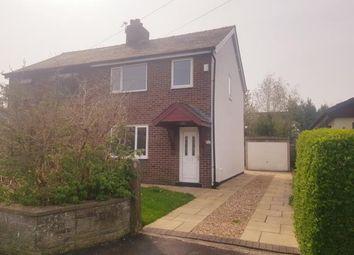 Thumbnail 3 bed semi-detached house for sale in Miller Lane, Cottam, Preston, Lancashire