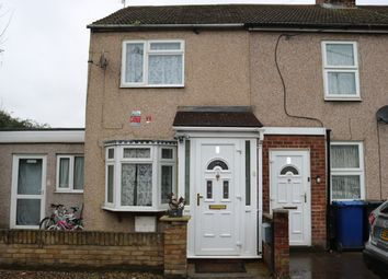 Thumbnail 3 bedroom end terrace house to rent in Elm Terrace, West Thurrock Grays
