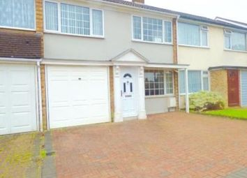 Thumbnail 3 bed terraced house for sale in Bye Road, Lidlington, Bedford, Bedfordshire