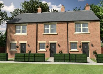 Thumbnail 2 bedroom terraced house for sale in Throckley, Newcastle Upon Tyne