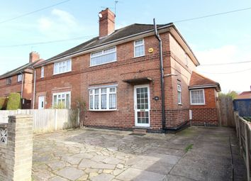Thumbnail 3 bedroom semi-detached house for sale in Boundary Crescent, Beeston, Nottingham