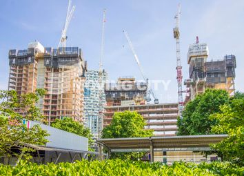 2 bed flat for sale in Harbour Central, Maine Tower, Canary Wharf E14