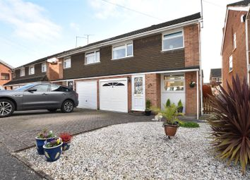Thumbnail 3 bed semi-detached house for sale in Grantham Road, Reading