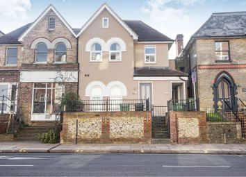 Thumbnail 2 bed flat for sale in 7A City Road, Winchester
