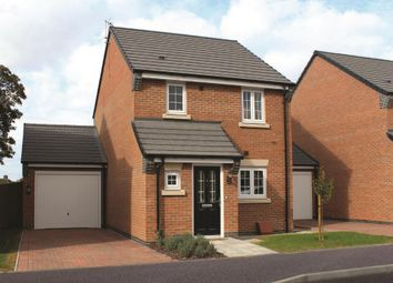 Thumbnail 3 bedroom detached house for sale in Birstall Meadow Road, Birstall, Leicester