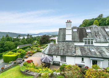 Thumbnail 4 bedroom semi-detached house for sale in South Fellside, Kendal Road, Bowness-On-Windermere, Cumbria