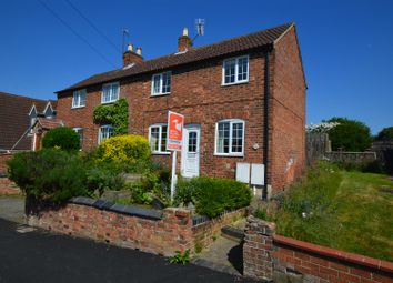 Thumbnail 2 bed cottage for sale in Castle Hill, East Leake, Loughborough