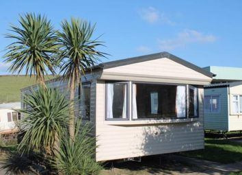 Thumbnail 3 bedroom mobile/park home for sale in Trevelgue, Newquay, Cornwall