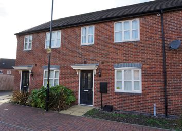 Thumbnail 3 bedroom terraced house for sale in The Carabiniers, Coventry