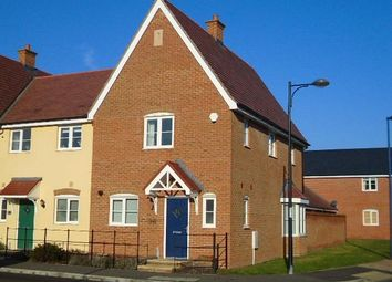 Thumbnail 3 bed semi-detached house to rent in Brooklands Avenue, Wixams, Bedford